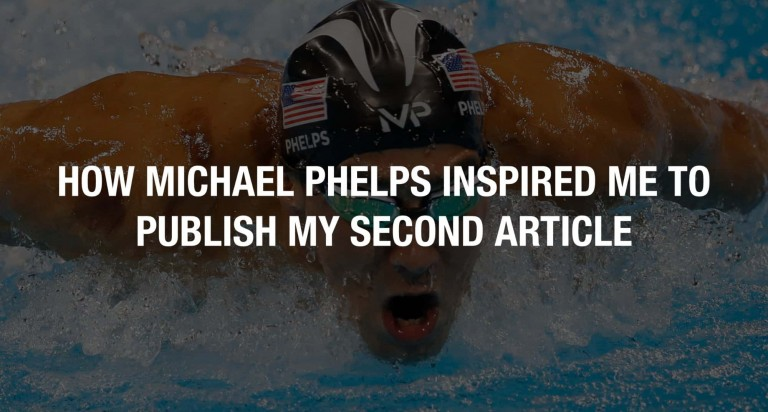 Michael Phelps success formula